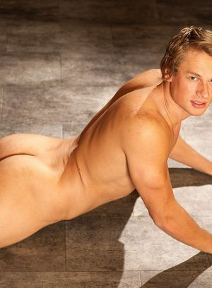 Naked Gay Ivan Jenek,