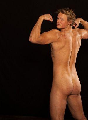 Wild Gay Ivan Jenek,