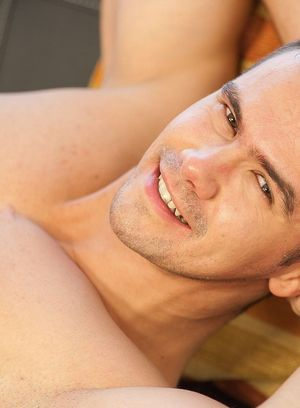 Naked Gay Mirek Ivok,