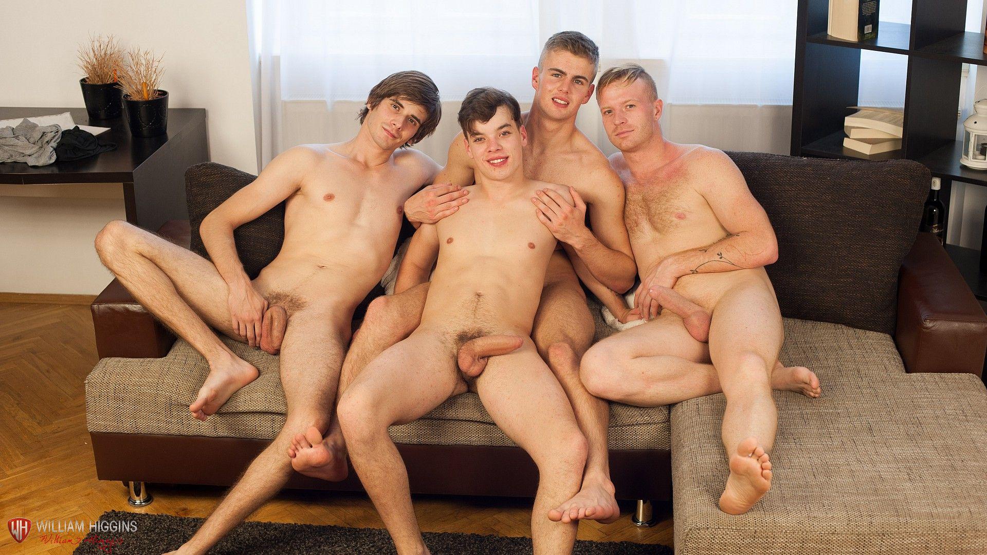 Gay porn william higgins models