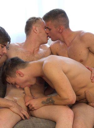 Big Dicked Gay Tomas Berger,Tom Vojak,Karel Polak,Filip Onalek,
