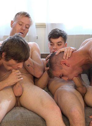 Wild Gay Tomas Berger,Tom Vojak,Karel Polak,Filip Onalek,