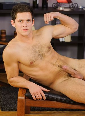 Handsome Guy Ivan Baranek,
