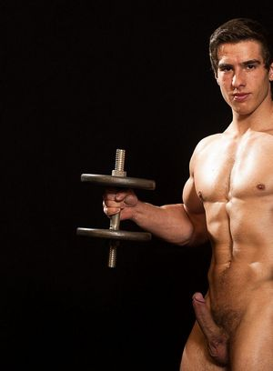 Naked Gay Erik Drda,