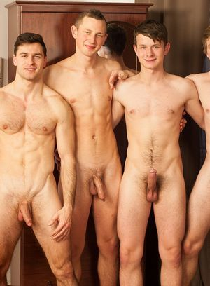 Hot Gay Franta Tucny,Tomas Salek,Dan Holan,Laco Meido,