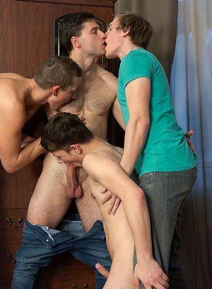 Big Dicked Gay Franta Tucny,Tomas Salek,Dan Holan,Laco Meido,