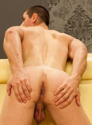 Naked Gay Oliver Timek,