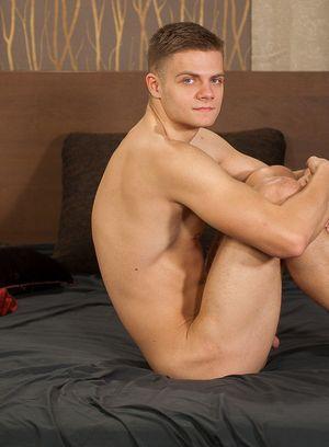 Hunky Gay Standa Vrba,
