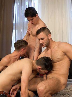 Sexy Guy Miro Dalek,Nicolas Daner,Gerasim Spartak,