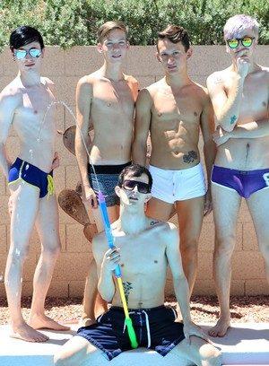 Hot Gay Tyler Thayer,Jasper Robinson,