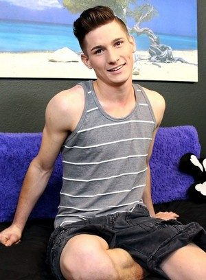 Hot Gay Elijah West,