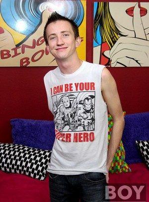 Hot Gay Skyler Evans,