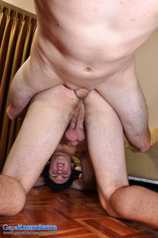 Senior or older gay men