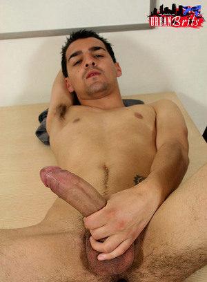 Handsome Guy Ian Orson,