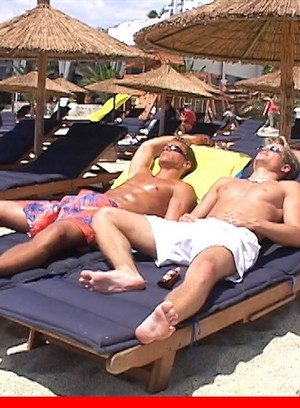 Hot Gay Brandon Manilow,Tommy Hansen,