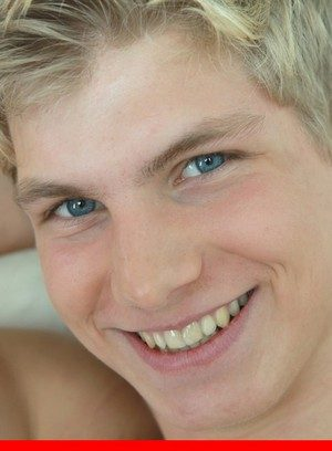 Handsome Guy Knut Larsson,