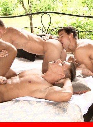 Cute Gay Kris Evans,Tommy Defendi,