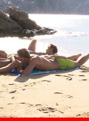 Hot Guy Jerome Exupery,Hoyt Kogan,Helmut Huxcley,