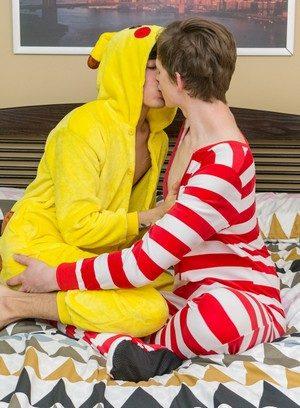 Cute Gay Mickey Ramirez,Holden Ross,