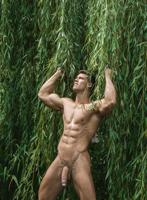Wild Gay Kris Evans,