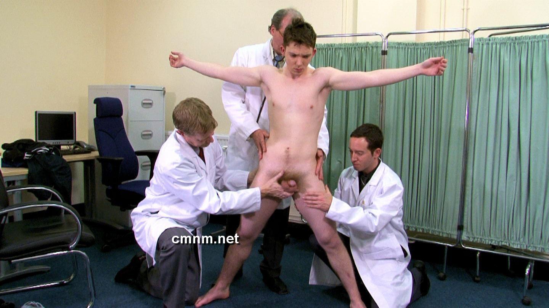 Fake nude male exams — photo 2