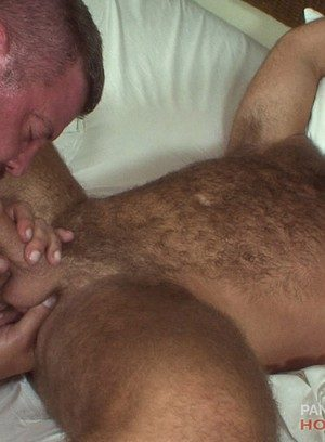 Naked Gay Mitch Davis,Bruce Mills,