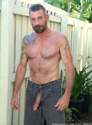 Naked Gay Dane Dexter,