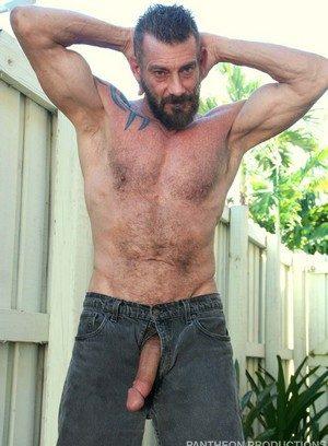 Hunky Gay Dane Dexter,