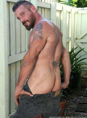 Handsome Guy Dane Dexter,