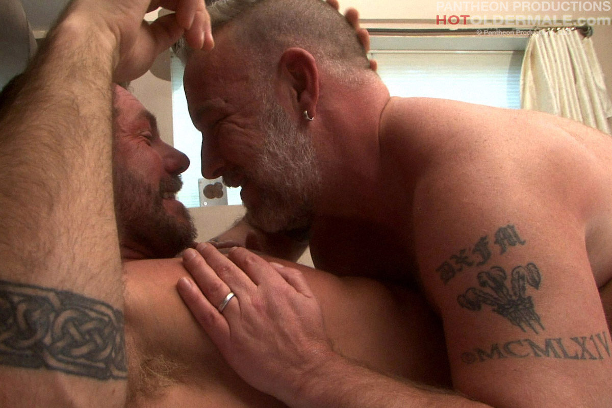 Fat men fuck each other gay ash williams amp