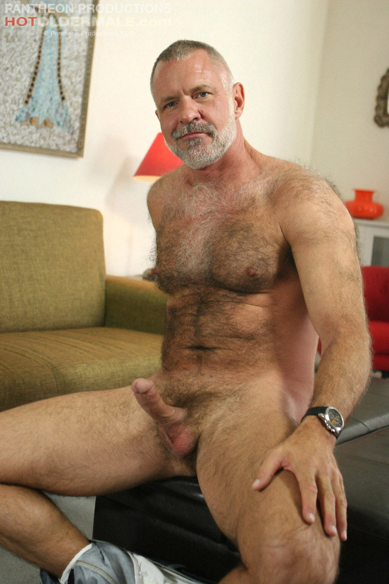 Old hairy men gay