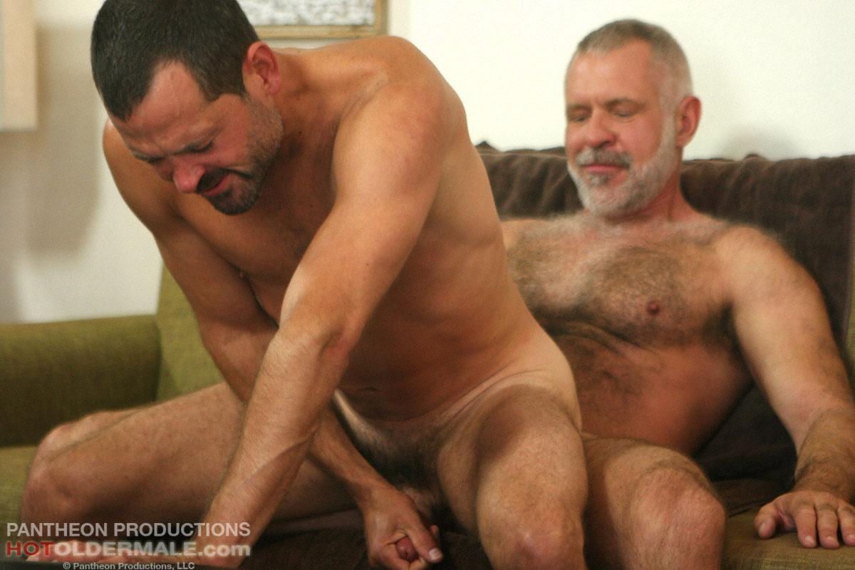 Gay silver daddy porn