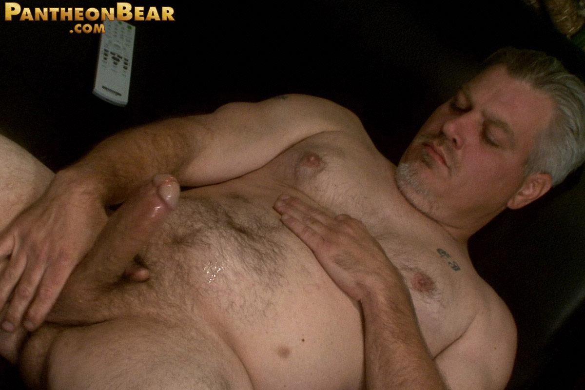 Straight bear gay fuck
