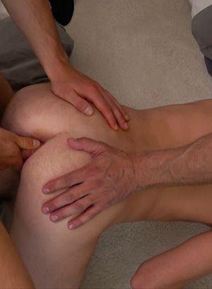 Naked Gay Mark Jameson,