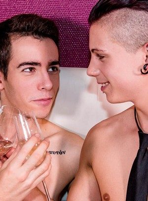Big Dicked Gay Alexis Tivoli,Angel Diaz,
