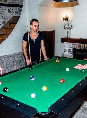 Hot Gay Chris Loan,Baptiste Garcia,Vincent Tyle,