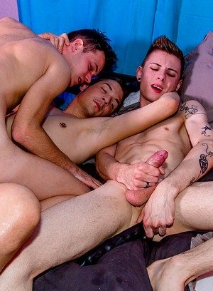 Wild Gay Jerome James,