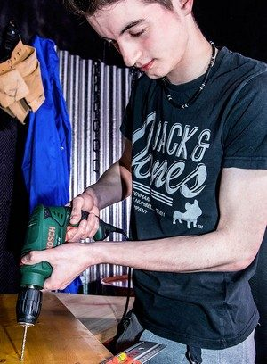Sexy Dude Chris Loan,Nolan Lacroix,