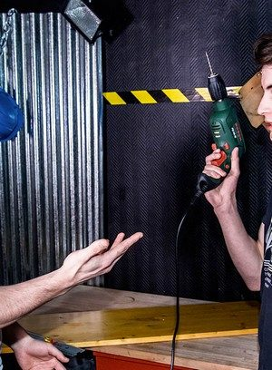 Cock Hungry Dude Chris Loan,Nolan Lacroix,