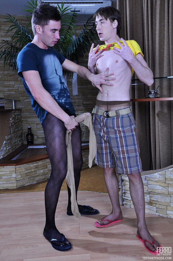 Augustus And Fred Homosexual Hose Episode