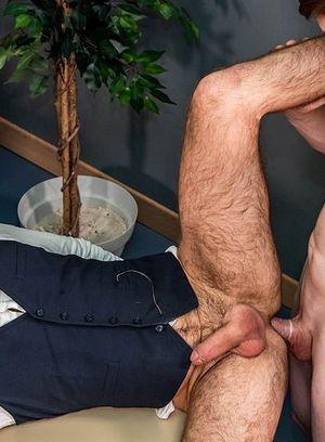 Hunky Gay Doryann Marguet,Lucas Bouvier,