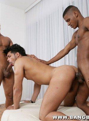 Seductive Man George Carioca,Lucas Fox,Marcello Mastro,