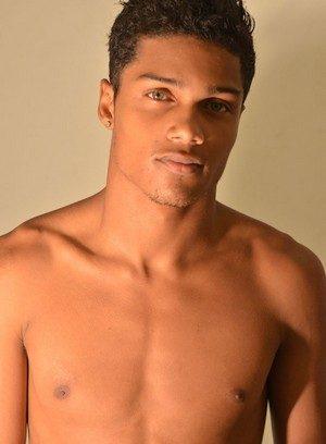 Muscle man Ralph Jacson,