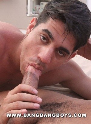 Hot Boy Gustavo Henry,Marcello Mastro,