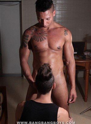 Cute Gay Tony Muralha,
