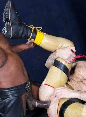 Wild Gay Adam Russo,