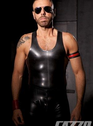 Hunky Gay Ale Tedesco,Sylvain Lyk,Race Cooper,