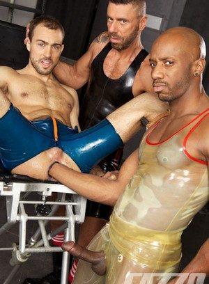 Sexy Guy Ale Tedesco,Sylvain Lyk,Race Cooper,