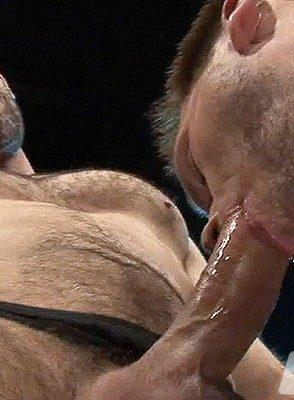 Big Dicked Gay Michel Rudin,Hans Berlin,