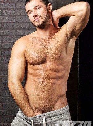 Hunky Gay Jessy Ares,Misha Dante,